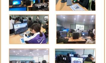 몽(夢)땅연필 특별프로그램 '4차산업 특성화시뮬레이션'